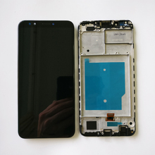 100% Tested For Huawei Y7 2018 / Y7 Pro 2018 / Y7 Prime 2018 LCD Display + Touch Screen Digitizer Assembly Replacement + Frame