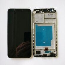 100% testowane dla Huawei Y7 2018/Y7 Pro 2018/Y7 Prime 2018 wyświetlacz LCD + montaż digitizera ekranu dotykowego wymiana + rama