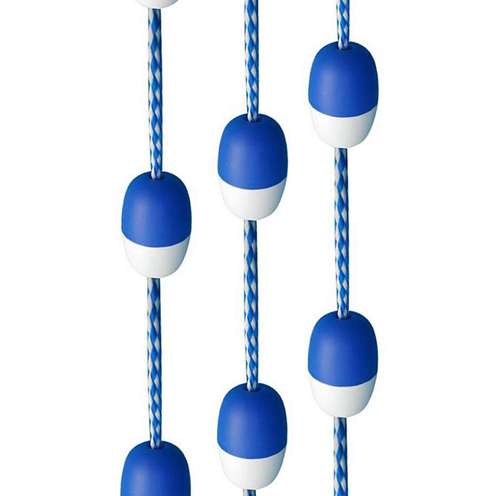Swimming Pool Safety Float Lines Blue