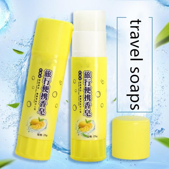 1pcs Travel Soap Paper Washing Hand Bath Clean Portable Soap Tablets Mini  Hand Washing Soap Sterilize Safty Soaps