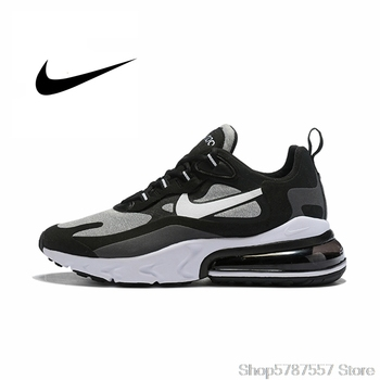 Nike Air Max 270 React Men Running Shoes Cushion Outdoor Sports Sneakers For AO4971-001