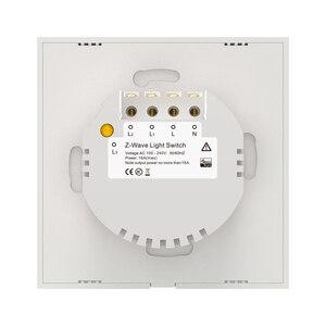 Image 5 - NEO COOLCAM NAS SC01Z Z vague Plus Mur Interrupteur 2CH Gang Domotique Z Vague Sans Fil Intelligent Télécommande Interrupteur de lumière