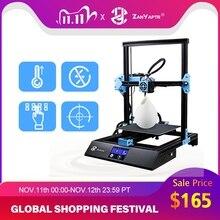Zanyaptr 3D Printer ZY 01 Volledig Metalen Hoge Precisie Printer Hd Touch Screen 220*220*270Mm