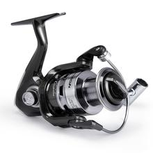 New Metal Head 12 Axis Fishing Spinning Reel Rocker Arm Sea Spindle