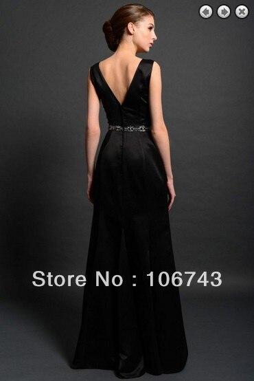 free shipping maxi elegant dress 2016 dresses for party Formal evening new fashion vestidos formales long black evening dresses