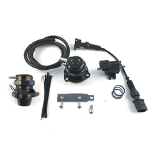 auto Dump turbo blow Off Valve suit for Audi and VW 1.8 and 2.0 TSI ea888 710D mk7 with logo and package BOV-050-BK blow off valve kit for audi vw 2 0t fsi tsi engines with engraved logo and instructions original packaging
