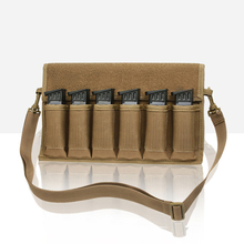 10 round 12gauge 12ga molle pouch tactical shell holder ammo bag military army hunting bandolier cartridges bullet holder bag 600D Tactical Magazine Bag Molle Ammo Pouch Airsoft Paintball 6 Mag Shell Holster Ammo Carrier Military Shoulder Bag For Hunting