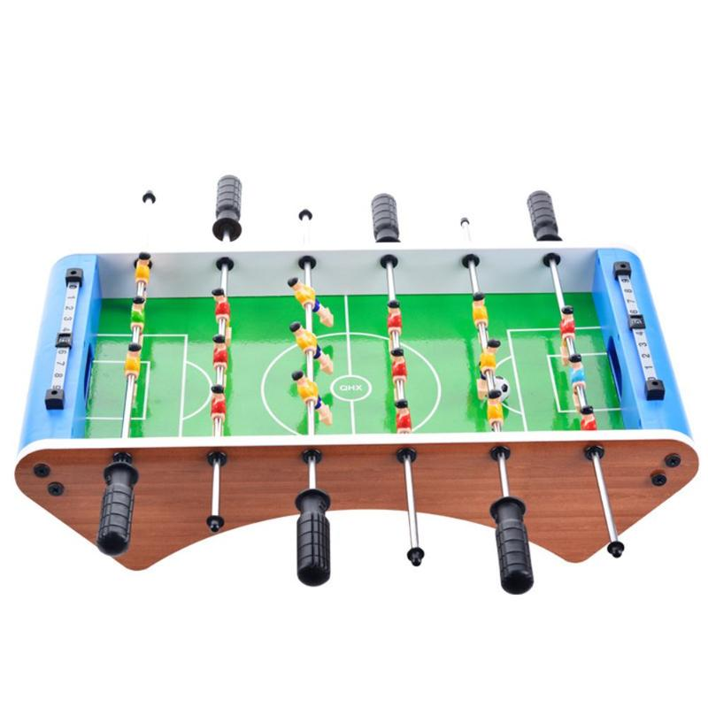 Six-Bar Table Soccer Toy Football Board Game Children Desktop Funny Toy Indoor Entertainment Interactive Machine
