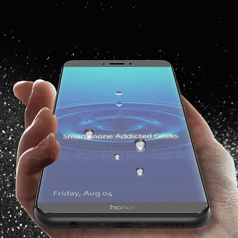 Anti Fingerprint Frosted Matte Screen Protector Tempered Glass For Huawei And Honor 4