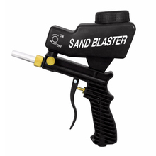 1Pc Portable Gravity Sandblasting Gun Pneumatic Sandblasting Set Rust Blasting Device Small Sand Blasting Machine
