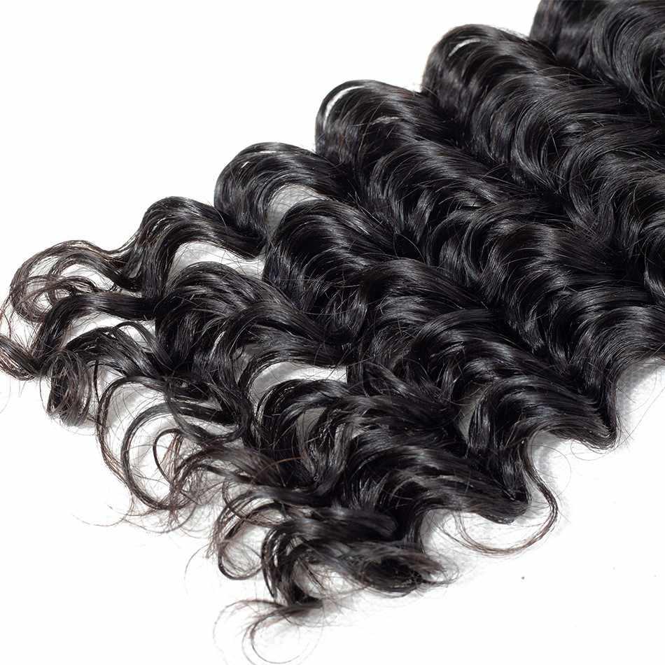Remy ludzki włos peruka fala mężczyzna wiązki włosów 3 wiązki włosów kręcone włosy splecione włosy wiązki naturalny czarny
