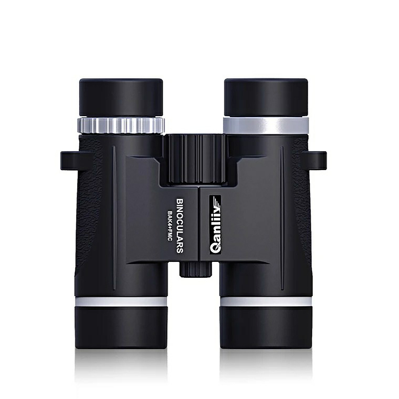 Compact 12x32 Binocular Telescope HD Waterproof Wide Angle lll Night Vision Outdoor Camping Hunting Bird-watching Binoculars