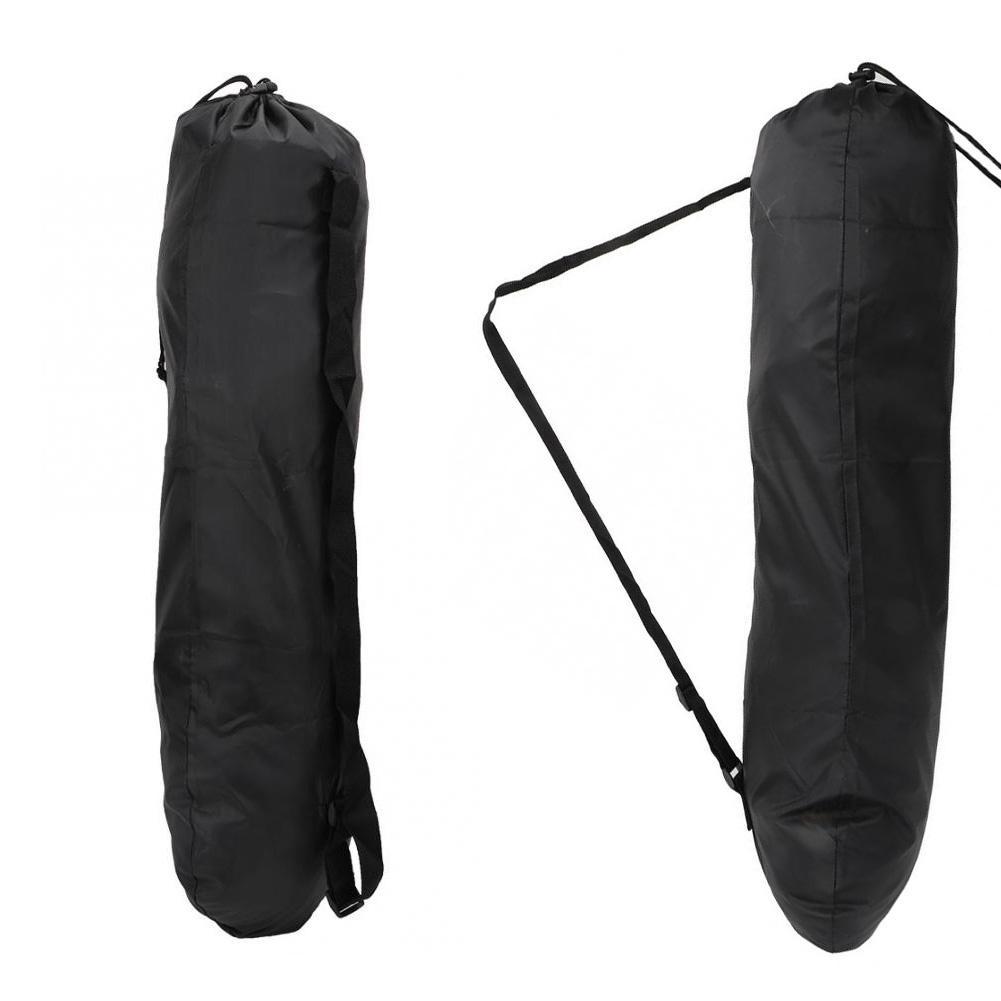 New 87Cm Long Skateboard Bag Oxford Cloth Skateboard Bag 31.5 Inch Skateboard Carrying Case Shoulder Travel Longboard Backpack