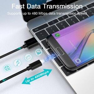 Image 5 - CHOETECH 10 sztuk dużo Micro USB kabel 5V 2.4A dla samsung 3.9ft 1.2m szybka ładowarka kabel telefoniczny dla xiaomi nokia ASUS oppo