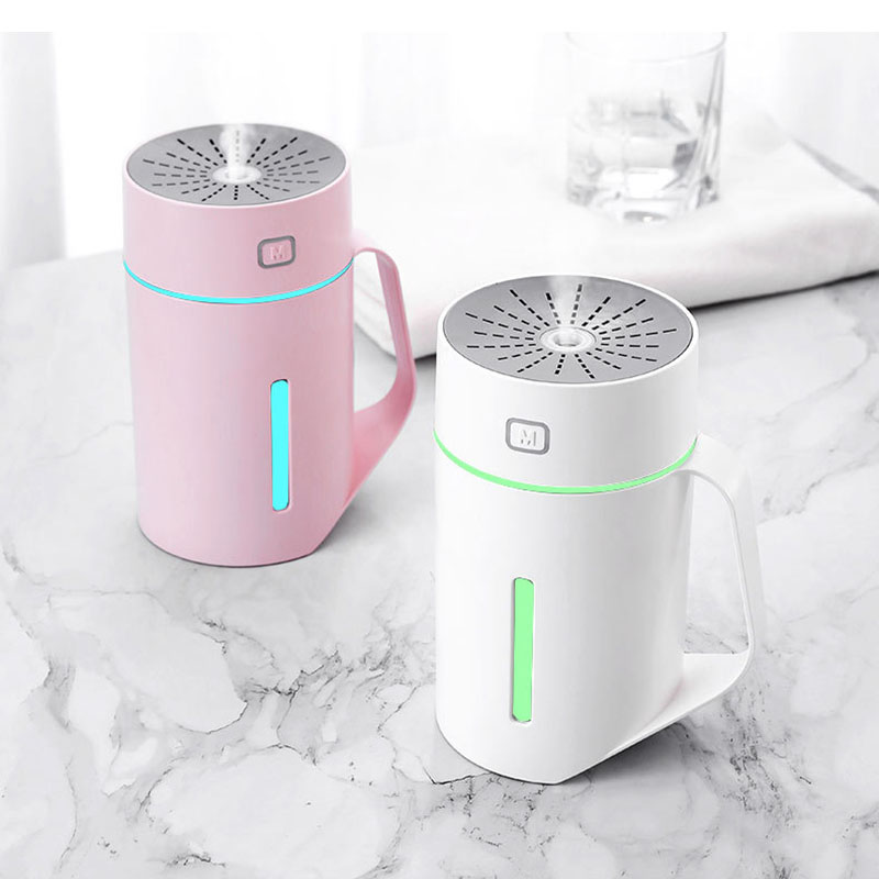 Mini Portable Donuts USB Air Humidifier Purifier Aroma Diffuser Steam Safe Use For Home Atomizer Aromatherapy Dfdf
