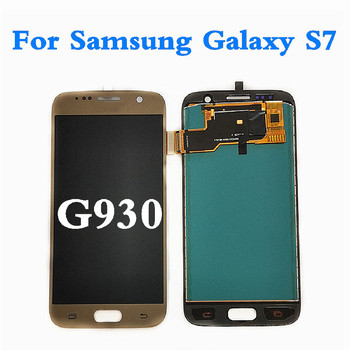 TFT LCD For Samsung S7 G930 LCD Display Screen Touch Panel Digitizer For Samsung S7 G930F Display Screen For Samsung S7 LCD lcd screen display panel for chimei innolux 8inch g080y1 t01
