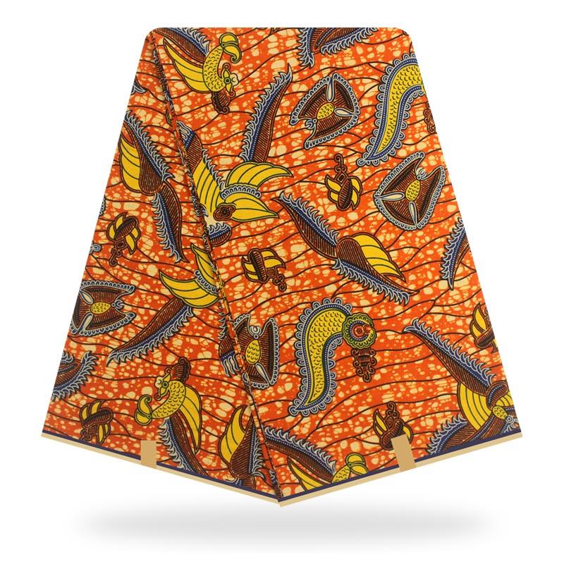 3Yard Ankara Fabric African Wax Print Fabric For Dresses Ankara Real Wax African Fabric 2020 Wholesale African Print Fabric
