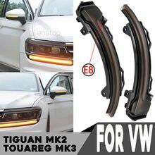 2x динамический сигнал светильник светодиодный для vw volkswagen