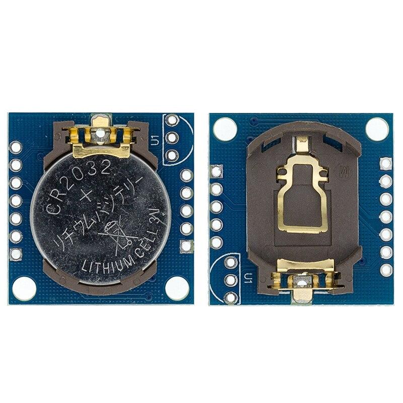 1 шт. I2C RTC DS1307 AT24C32 модуль часов в реальном времени для AVR ARM PIC Tiny RTC I2C модули памяти DS1307 часы