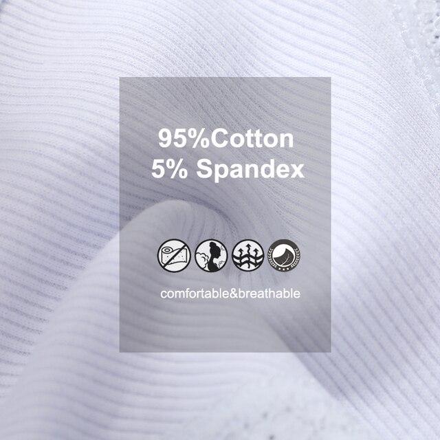 3PCS/Set Lace Lined Cotton Panties 2