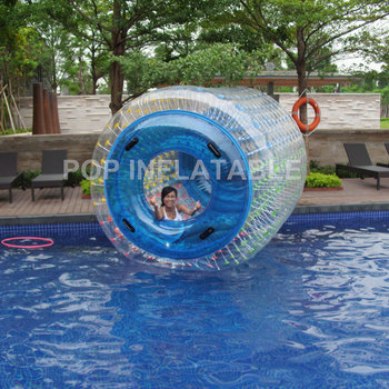 Free Shipping PVC Water Roller Ball, Colorful Inflatable Water Walking Ball,Garden Rolling Ball, Inflatable Zorbs Water Rollers wb002 benao 3m inflatable zorb wall colourful inflatable water roller glow lights in dark water rolling ball for water games