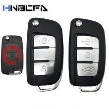 2% 2F3 кнопка модификация пульт ключ корпус для Geely Emgrand 7 EC7 EC715 EC718 Emgrand7 EC7-RV EC715 EC718-RV автомобиль складной ключ чехол брелок