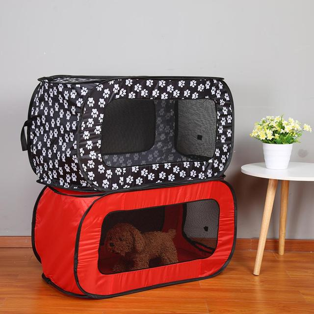 Portable Folding Tent Bed 4