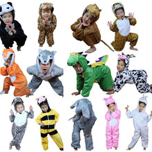 Costumes Halloween Dance-Performance Clothing Cosplay Animal Party Children Festival-Props