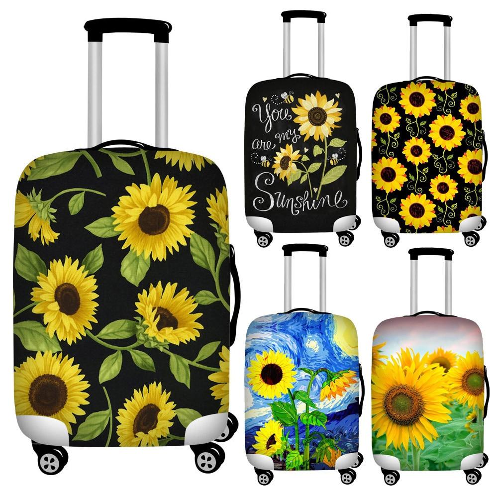Caravan Luggage Tags Suitcase Labels Bag Travel Accessories Set of 2