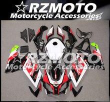 Motocykl nowy ABS cały zestaw pasuje do Aprilia RS125 06 07 08 09 10 11 RS 125 2006 2007 2008 2009 2010 2011 czarny biały
