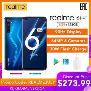 Realme Snapdragon 720G 128GB GSM/LTE/WCDMA NFC Adaptive Fast Charge Game Turbogpu Turbo