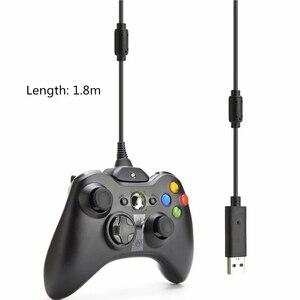 Image 1 - USB כבל טעינה עבור Xbox 360 בקר מגנטי Gamepad ג ויסטיק חוט חשמל מטען מתאם כבל לשחק וטעינת קיט
