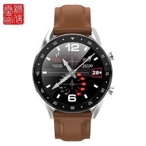 Image 1 - Reloj inteligente para Fitness, rastreador deportivo, rastreador de ritmo cardíaco, reloj inteligente resistente al agua, pulsera inteligente bluetooth para hombres y mujeres