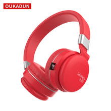 Drahtlose Bluetooth Headset Headset, Klapp Stereo Gaming Headset mit Mikrofon Unterstützung TF/FM