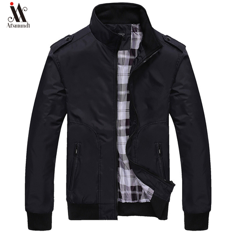 2019 New Jacket Men Fashion Casual Loose Mens Jacket Sportswear Bomber Jacket Mens jackets men and Coats Plus Size M- 3XL Pakistan