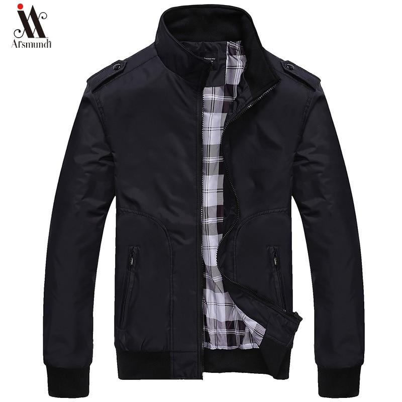 2020 New Jacket Men Fashion Casual Loose Mens Jacket Sportswear Bomber Jacket Mens Jackets Men And Coats Plus Size M- 3XL