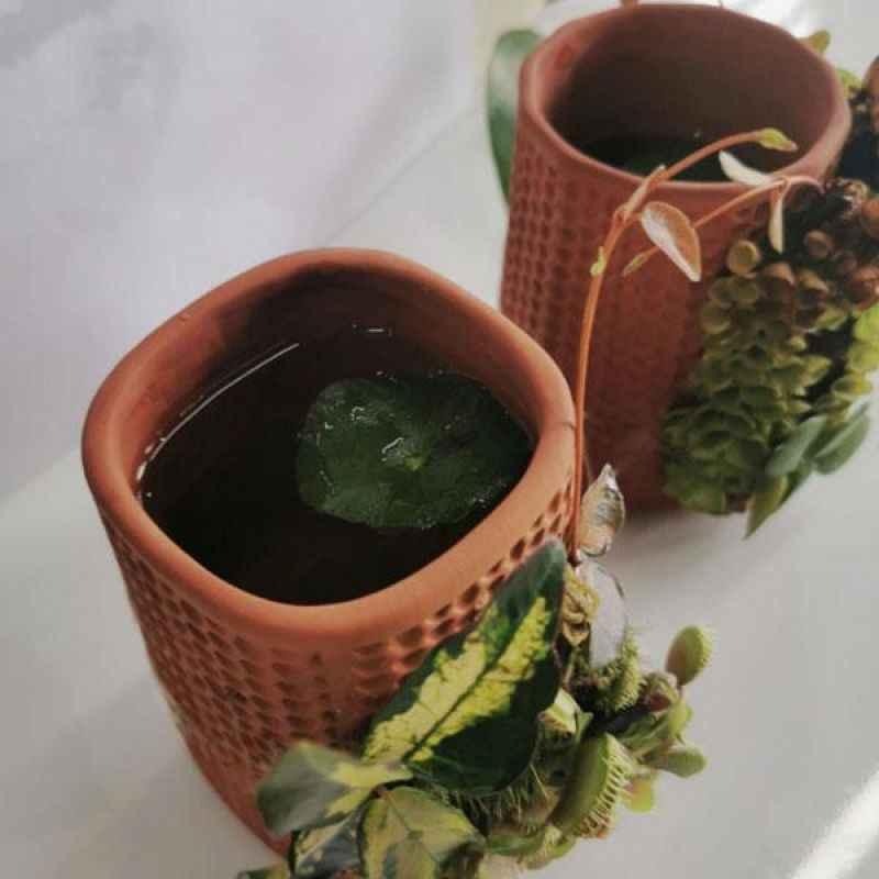 Selbst bewässerung Pflanzer Keramik Blumentöpfe