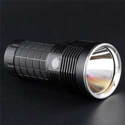Convoy 4X18A XHP70.2 4300LM 40W Powerful LED Flashlight Type-C Rechargeable 18650 Battery Flashlight Camping Torch Lamp Lantern