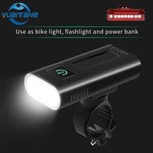 5200 мА/ч Мощность Фул велосипедный светильник спереди l2/t6