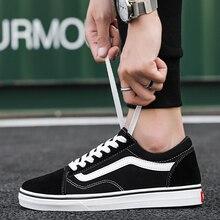Spring Black Sneakers Men Lace-up Platform Shoes Comfortable Casual Cou