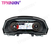 12.5 ''Voor Vw B8 Passat Cc Golf 7 Gti Variant Auto Lcd Instrument Panel Vervanging Dashboard Entertainment Intelligente Multimedia