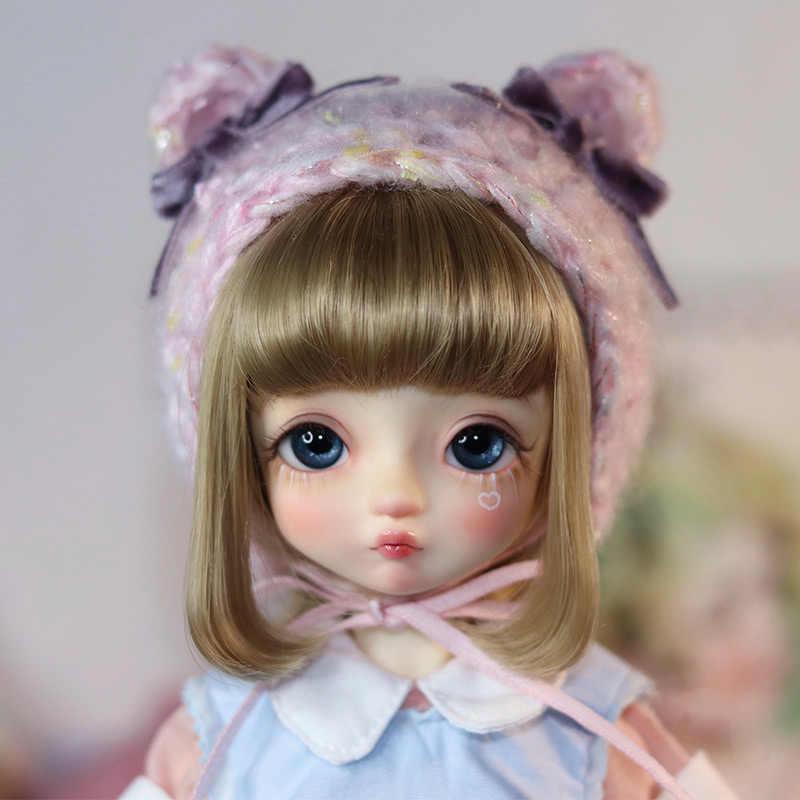 Muñeca Shuga Fairy Seno BJD, articulación móvil 1/6 niñas, maquillaje profesional completo, figuras de resina, regalo para niñas