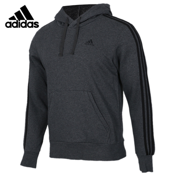 Original Adidas New Arrival ESS 3S PO B Down Jacket Mens Running Jas Sport Kleding Wind-proof Hoodies CD8672