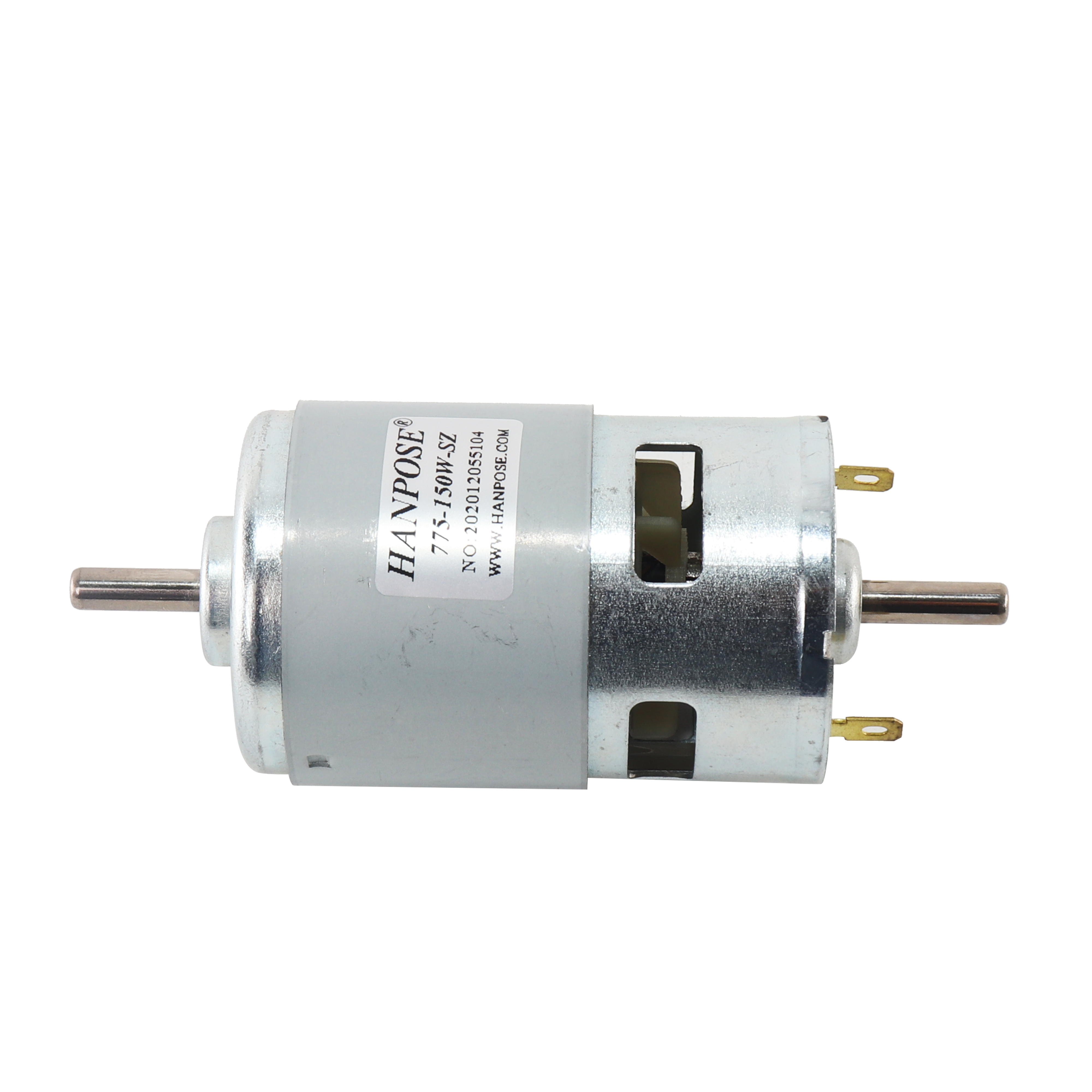 80w 150w 288w 775 Spindle Motor Ball Bearings High Power Motors with Spindle