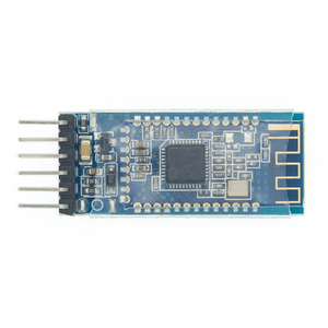 Image 1 - 10pcs AT 09 Android IOS HM 10 BLE Bluetooth 4.0 CC2540 CC2541 Serial Wireless Module