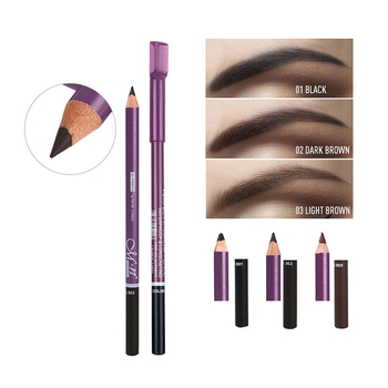 Waterproof Long Lasting Women Makeup Sketch Eyebrow Pencil  Eye Brow Tattoo Dye Tint Pen Liner Eyebrow Cosmetic Eyebrow Pencil