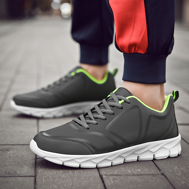 Men's Casual Shoes for Man Sneakers Durable Trainer Zapatillas Deportivas Hombre Fashion Sport Running Shoes Large size 38-48
