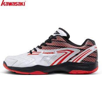 Бадминтонные туфли Kawasaki 2020, дышащие нескользящие спортивные туфли для мужчин и женщин, технические кроссовки