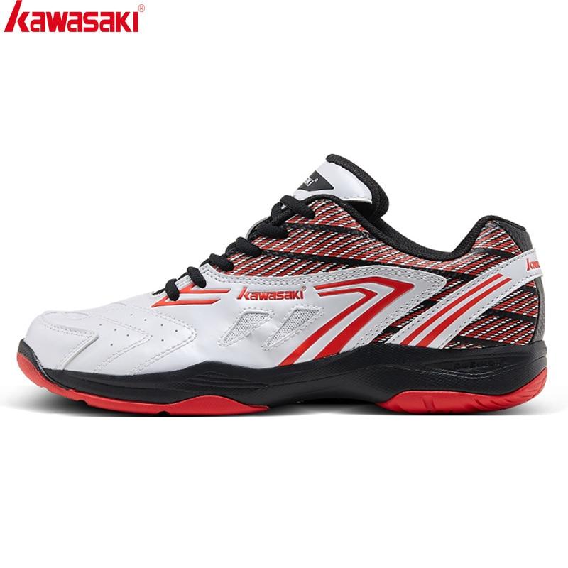 Бадминтонные туфли Kawasaki 2020, дышащие нескользящие спортивные туфли для мужчин и женщин, технические кроссовки-0