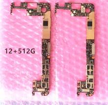 Płyta główna ZS660kl do telefonu ASUS ROG 2 ROG2 12GB + 512GB tanie tanio Yealanno CN (pochodzenie) Przemysłowe akcesoria komputerowe NONE